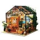 에이디코  DIY 미니어처 시그니처 하우스 - 홈 가드닝
