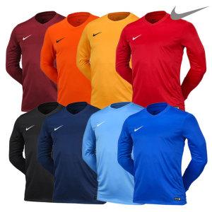 나이키 725884010 파크 6 긴팔 티셔츠 축구 유니폼