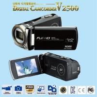 오늘특가 스마트캠코더 카메라1600만화소터치판넬소니