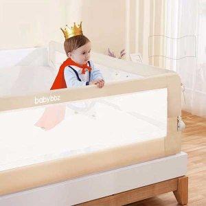 BBZ 프리미엄 높은 침대가드 침대안전가드 (KC인증)