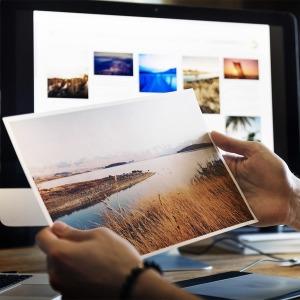 사진인화 11x14 size (27.9 x 35.6cm) 코팅가능