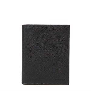 남성 반지갑 블랙 2MV010-053-F0002