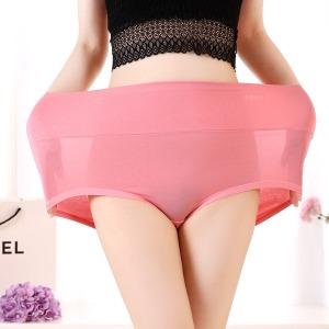 여성 임산부 임부 속옷 빅사이즈 삼각 팬티 모달팬티