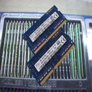 하이닉스 정품 노트북용 DDR3L 4GB PC3L-12800S