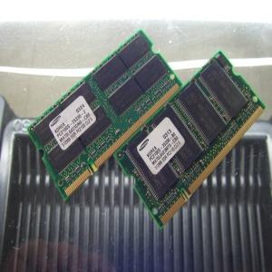 삼성 정품 노트북용 DDR 512MB PC-2100S