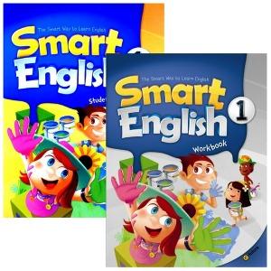Smart English 1단계 (s+W) / 전2권+미니노트