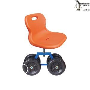 농작업의자 이동의자 보급형/바퀴의자 농사의자 밭일