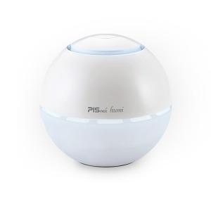 간편세척 초음파 안심 가습기/피스넷 휴미/LED 무드등