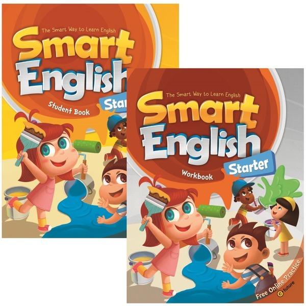 Smart English Starter  (s+W) / 전2권+미니노트