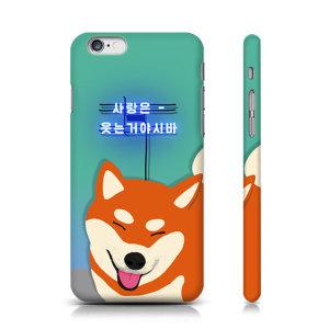 LG G6 케이스 네온사인 시바견 귀여운 강아지 커플