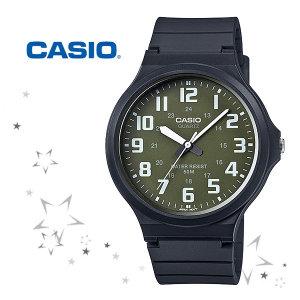 정품 스타샵  MW-240-3B  카시오 아날로그 시계 c44