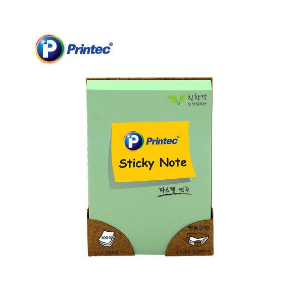 스티키노트(5176G 프린텍)
