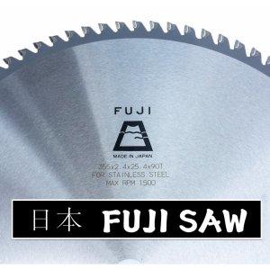 일본후지원형톱날/FUJI SAW/TCT SAW/금속용/스텐용