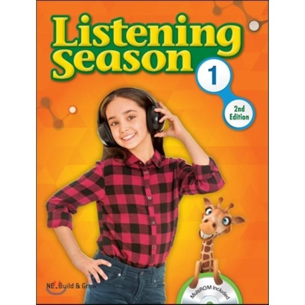 Listening Season 1  2nd Edition   Build   Grow