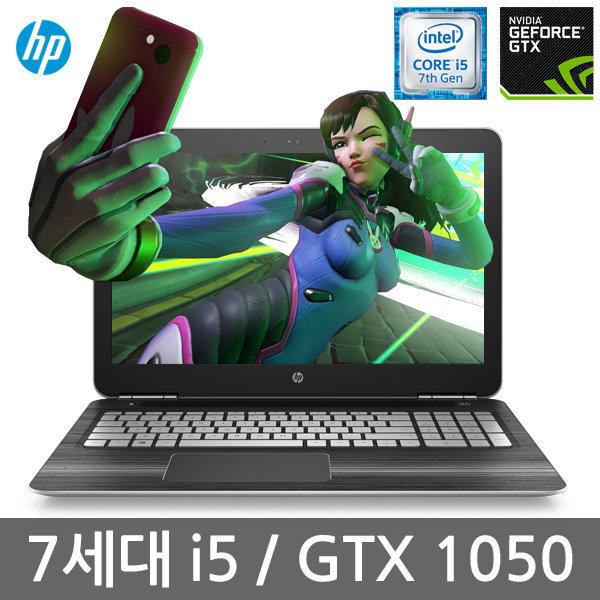HP 7세대 쿼드코어 게이밍노트북 15-bc229TX /GTX1050