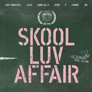 방탄소년단 (BTS 防彈少年團) - Skool Luv Affair (미니앨범 2집)