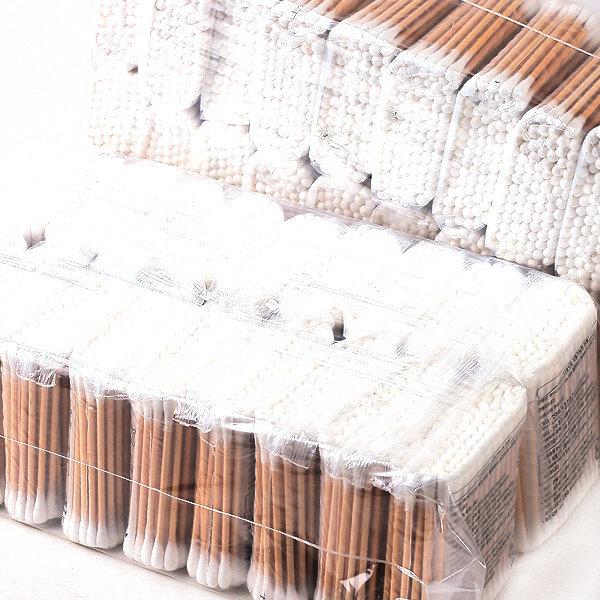 (무료배송)면봉 특가 1000개~4000개 회오리 종이 나무