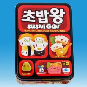 무료배송 초밥왕 한글판 보드게임