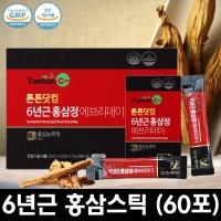 튼튼닷컴 홍삼정 에브리 데이 (60포) 홍삼 스틱 타임