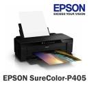 A4사진용지증정 잉크포함 엡손 SC-P405 포토프린터