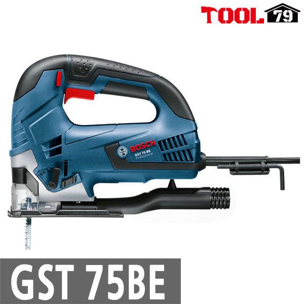 보쉬 GST75BE 직소기 650W 목재 척재 절단 컷팅
