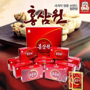 1+1특가 건강한홍삼 정관장 홍삼원70ml60포