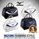 미즈노 RUNBIRD STYLE(런버드스타일) 보스톤백 170300/4COLORS  남성용