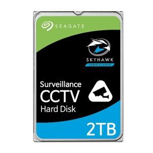 2TB Skyhawk ST2000VX008 HDD 공식인증점 우체국특송