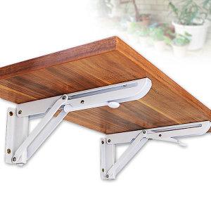접이식 벽선반 선반 받침대 걸이 테이블 진열대 수납