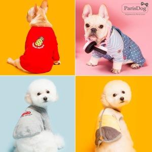 패리스독 단독 디자인 강아지옷 애견의류