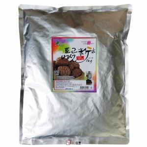 이슬나라/표고버섯가루분말(국산100%) 1kg