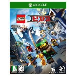뉴클리어(XBOX ONE) 레고 닌자고 무비 비디오게임