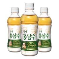 정관장-헛개홍삼수 340mlX20펫-6년근홍삼/생수/헛개수