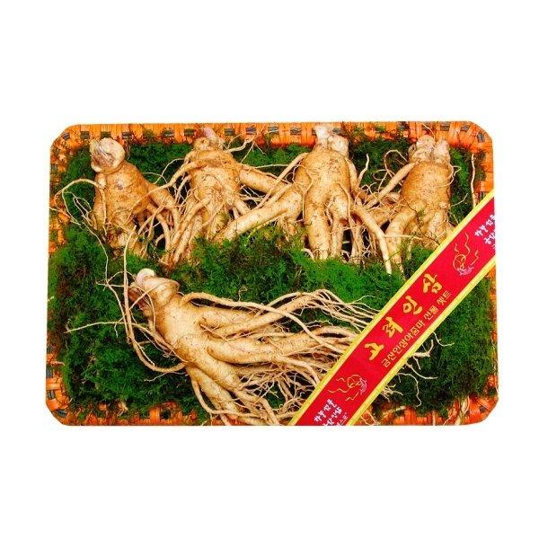 (난55호선물셋트)5-6뿌리 백화점용 금산인삼 산지직송