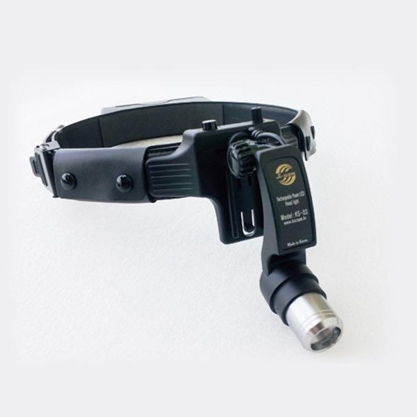 케이스코프 헤드라이트 KS-03 (3watt/White) - 충전식