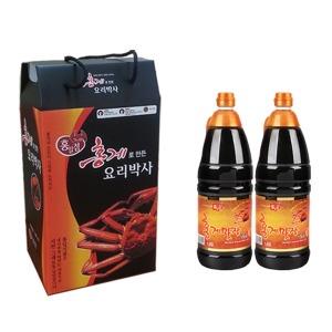 홍게맛장 선물세트 6호 B 명절 주부 요리 선물로 강추