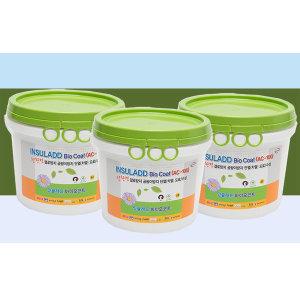 인슐래드 곰팡이방지/단열결로페인트/AC-100 4리터