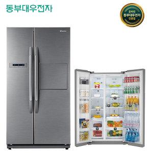 신상 세미빌트인 718L 양문형냉장고 FR-S722RRESK /DG