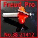 프레우드_라우터 몰딩비트Ogee fillet bit(38-21412)