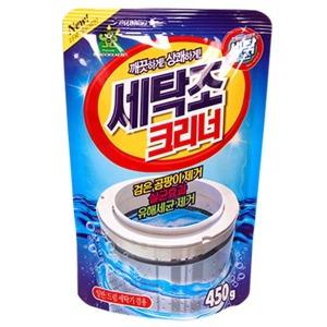산도깨비 세탁조 세정제 450g/세탁조크리너 클리너