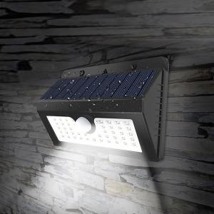 태양열 태양광 정원등 45LED 동작감지 센서등 벽등