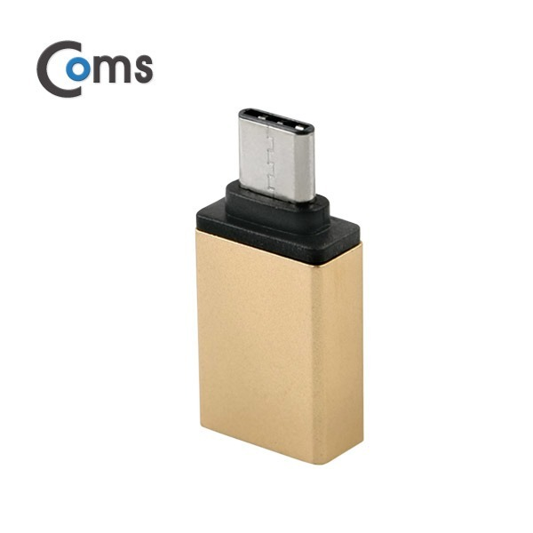 IB089 USB3.1 포트 변환 젠더 Type C USB3.0 A(F)