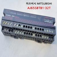 미쓰비시 CC링크단자대 PLC I/O 모듈 AJ65SBTB1-32T