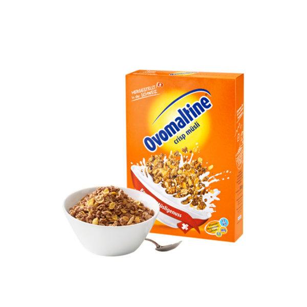 오보말티네 시리얼 500g /스위스오트밀