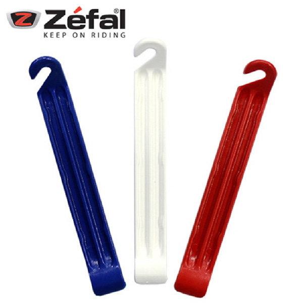 제팔 타이어 레버세트(컬러 3 PCS) Zefal 3pcs lever