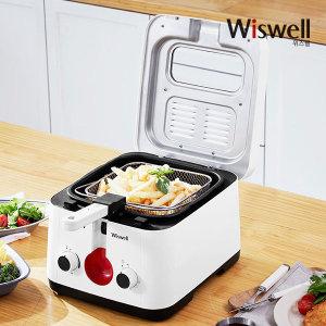 WH2125딥프라이어 튀김기 /전기튀김기/가정용튀김기
