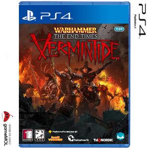 PS4 워해머 엔드타임즈 버민타이드 한글판