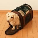 아이리스 강아지 고양이 이동가방 POTC-500A 브라운