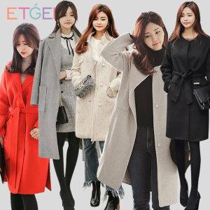 에찌 겨울신상 무료배송/코트/블루종/자켓/무스탕