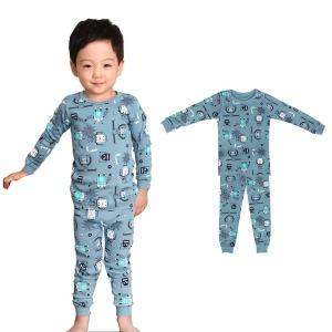 아동실내복 긴팔 여아동 겨울내의 남아동 수면잠옷